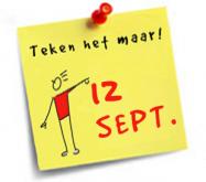 Teken het maar - visueel denken en communiceren - 12 september
